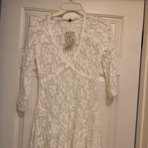 Adorable Lace dress! NWT!